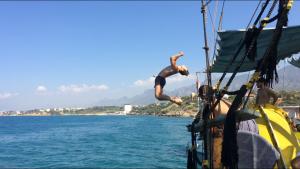 Sebastiaan salto boot